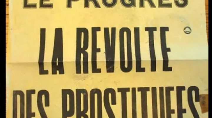 La Revolte des Prostituees / The Prostitutes Revolt