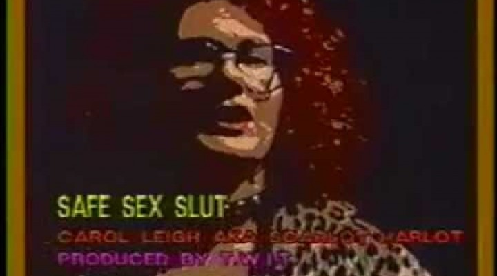 Safe Sex Slut