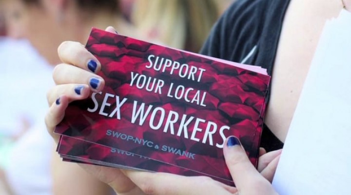 Sex Workers and Allies Protest Efforts to Shut Down Backpage
