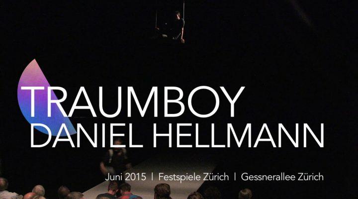 Traumboy by Daniel Hellman