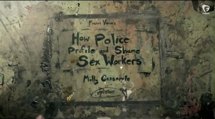 Molly Crabapple: How police profile and shame sex workers